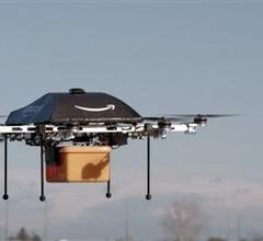 Amazon Sees Delivery Drones as Future